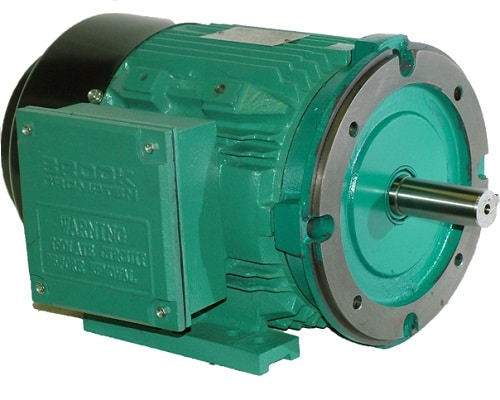 Brook Crompton Cast Iron Motor | CPTS South Central