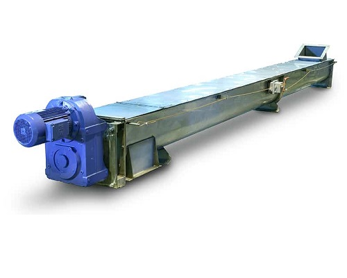 KWS Shafted Screw Conveyor | CPTS South Central